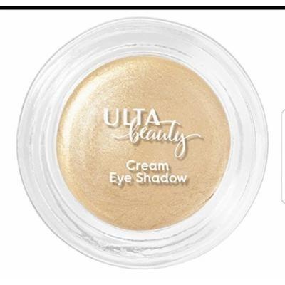 ULTA Cream Eyeshadow. Moonstone (light golden shimmer) 0.09 Oz