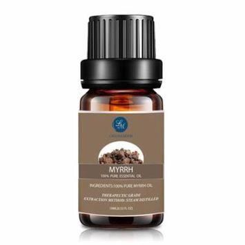 Myrrh Oil, Premium Therapeutic Myrrh Essential Oil,10ml
