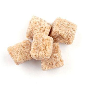 Brown Cane Sugar Cubes, 22 Ounce Jar