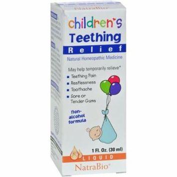 Natrabio Children's Teething Relief Drops