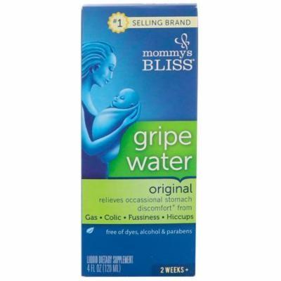 Mommy's Bliss, Gripe Water, Original, 4 fl oz (pack of 4)