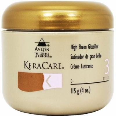 4 Pack - Avlon KeraCare High Sheen Glossifier 4 oz