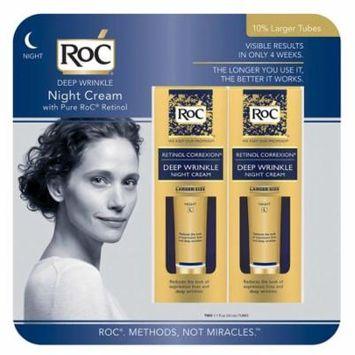 RoC Retinol Correxion Night Cream 2-count / 1.1 fl oz