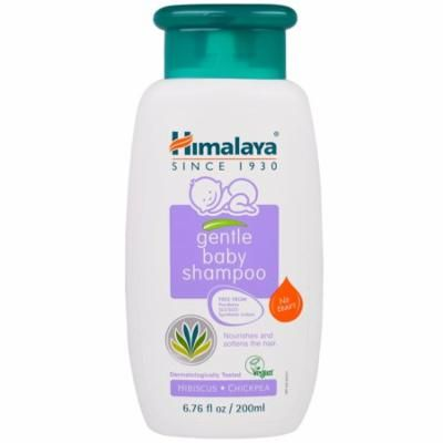 Himalaya, Gentle Baby Shampoo, Hibiscus and Chickpea, 6.76 fl oz (pack of 2)