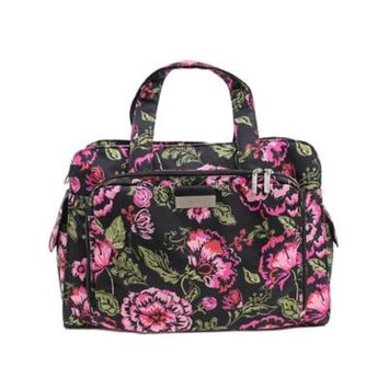 Ju Ju Be Ju-Ju-Be Unisex Be Prepared Diaper Bag Blooming Romance Size 18.5