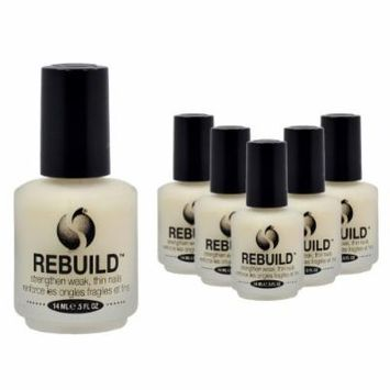 Lot 6 Seche Rebuild Vite Perfect Nail Restoration Treatment Salon Quality Mani