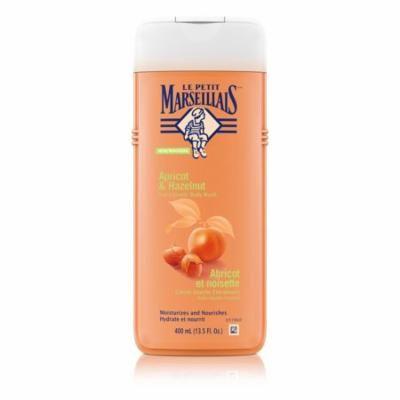 Le Petit Marseillais Shower Gel with Apricot & Hazelnut, 13.5 fl. oz