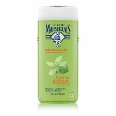 Le Petit Marseillais Shower Gel with Mandarin & Lime, 21.9 fl. oz