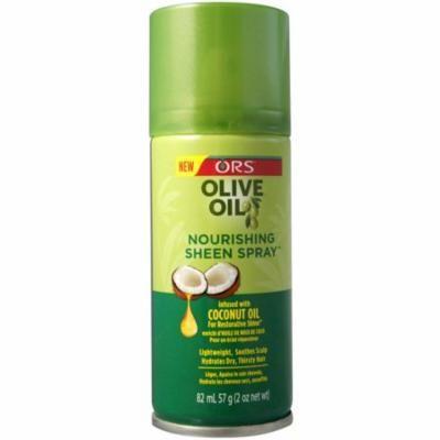 4 Pack - ORS Olive Oil Nourishing Sheen Spray 2.7 oz