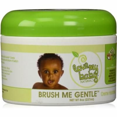 3 Pack - Love My Baby Brush Me Gentle Creme Hairdress 8 oz