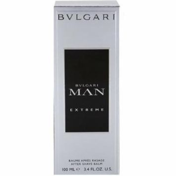 3 Pack - Bvlgari Man Extreme After Shave Balm For Men 3.4 oz