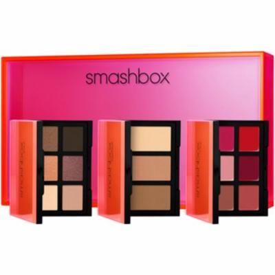 Smashbox Light It Up 3 Palette Set: Eyes, Contour and Lips