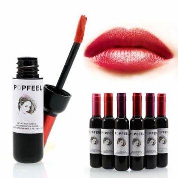 Women Long Lasting Matte Liquid Lip Cream Not Stick Cup Makeup Comstic