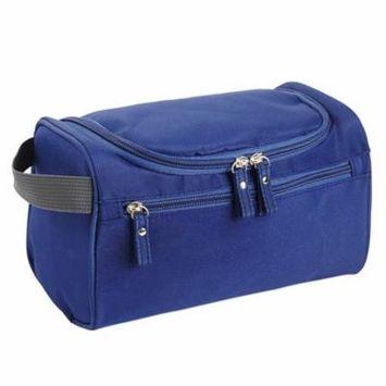 Coxeer Cosmetic Bag Portable Waterproof Large Capacity Travel Organizer Makeup Bag Toiletry Bag for Men