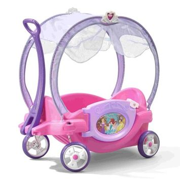 Step2 Disney Princess Chariot Wagon