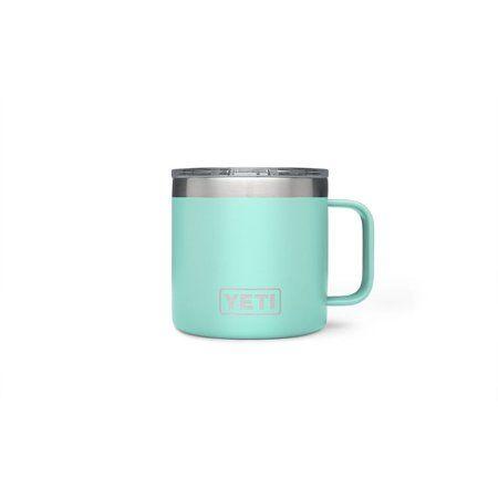 YETI Rambler Insulated Mug 14 oz. Seafoam