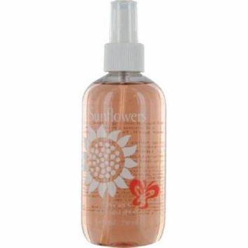 Sunflowers by Elizabeth Arden 8.4 oz Euphorics Body Mist Spray for Women