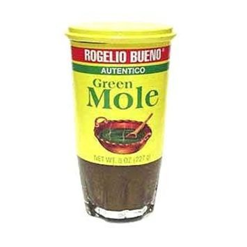 Rogelio Bueno Mole Verde, 8.25 oz.