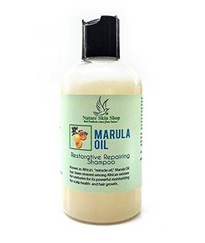 Nature Skin Shop Marula Oil Restorative Repairing Shampoo