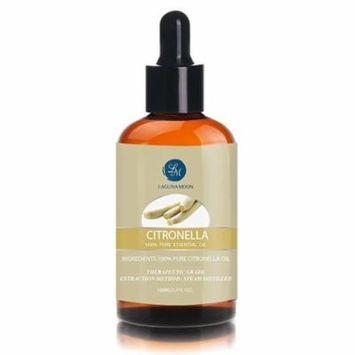 Citronella Essential Oil,Pure Aromatherapy Oil Therapeutic Grade for Multi-purpose Use,100ML