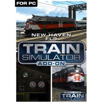 Dovetail Games Train Simulator Add-On - New Haven FL9 (PC)(Digital Download)