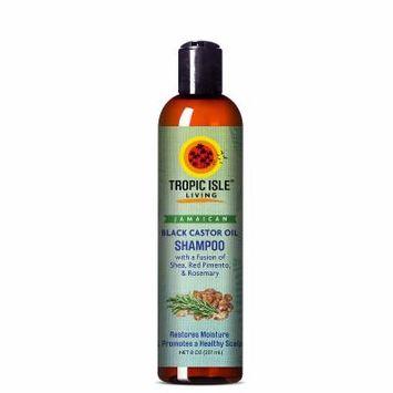 Tropic Isle Jamacian Black Castor Oil Shampoo - 8 oz.