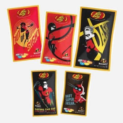 Jelly Belly Incredibles 2: Jelly Beans 1oz Bag (1)