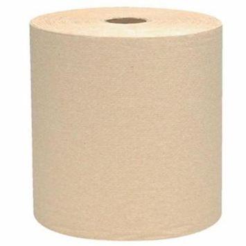 Scott Surpass Brown Hardroll Towel 800