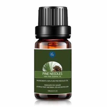 Pine Needles Essential Oil, Premium Therapeutic Grade,10ml