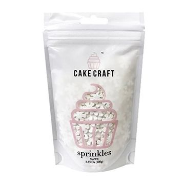 Cake Craft Dessert Decorating Sprinkles 3.53oz
