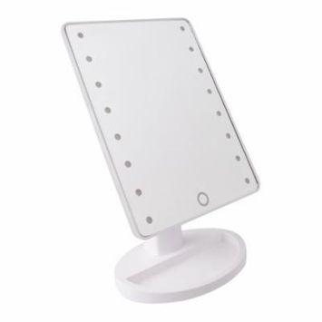 Vivitar LED Lighted Vanity Mirror White