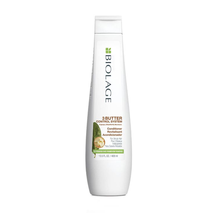 Biolage 3 Butter Control System Conditioner for Unruly Hair