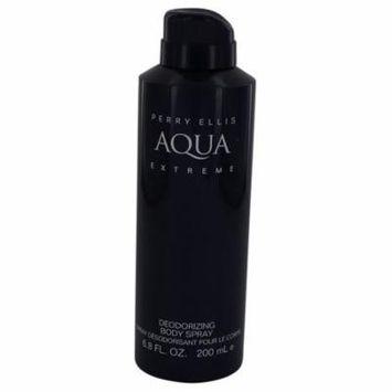 Perry Ellis Aqua Extreme by Perry Ellis Body Spray 6.8 oz for Men