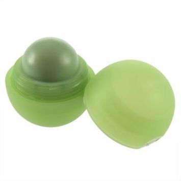 OUTAD Brand New COCO Cat Summer Fruit Moisturizing Lip Balm Round Unique Design