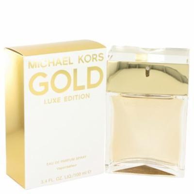 Michael Kors Gold Luxe Edition Eau De Parfum Spray For Women 100Ml/3.4Oz