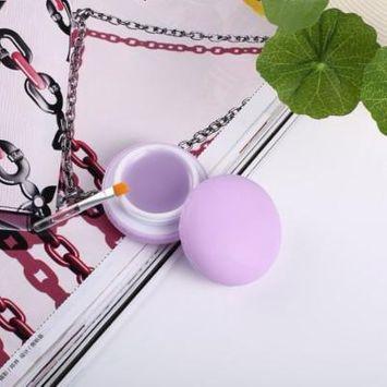 Moisturizer Nutritious Macarons Cookie Lip Balm And Strawbeery Apple Grape Pinapple Smell Lip Balm Shea Butter & Vitamin E