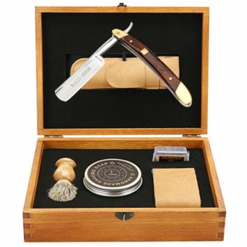 Best Straight Razor Kit - Solomon Shaving Gift Box