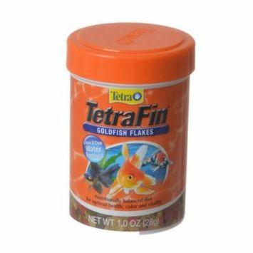 Tetra TetraFin Goldfish Flakes 1 oz - Pack of 2