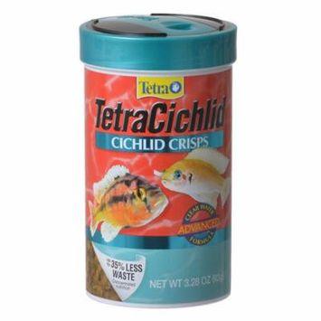 Tetra TetraCichlid Cichlid Crisps 3.28 oz - Pack of 12