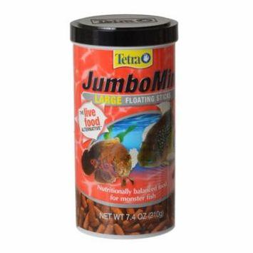 TetraCichlid Jumbo Sticks 7.5 oz - Pack of 2