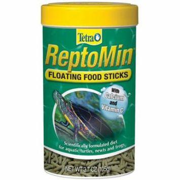 Tetrafauna ReptoMin Floating Food Sticks 3.7 oz - Pack of 4