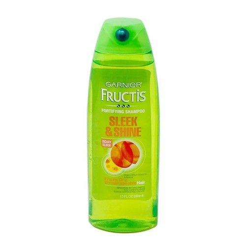 Garnier Fructis Haircare Sleek and Shine Shampoo with Argan Oil - 603084267408