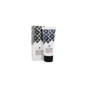 Night Cream with Shea, Myrrh & Reishi Hydrating Coconut - 3 fl. oz. by Alaffia (pack of 2)