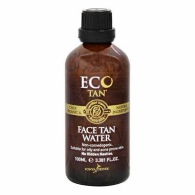 Face Tan Water - 3.81 oz. by Eco Tan (pack of 4)