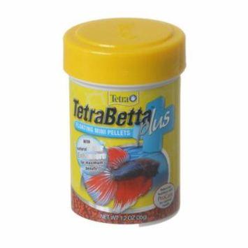 Tetra BettaPlus Mini Pellets 1.2 oz - Pack of 10