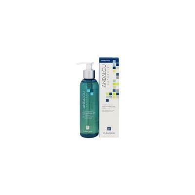 Clear Skin Cleansing Gel Citrus Kombucha - 6 fl. oz. by Andalou Naturals (pack of 4)