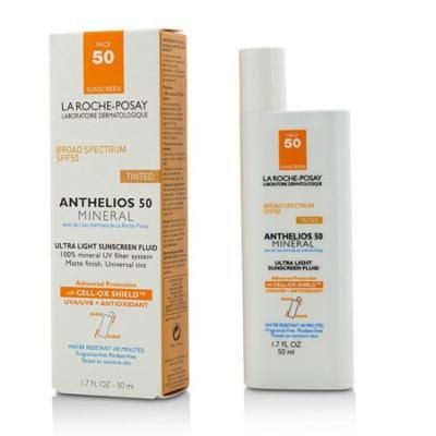 La Roche Posay Anthelios 50 Mineral Tinted Ultra Light Sunscreen Fluid