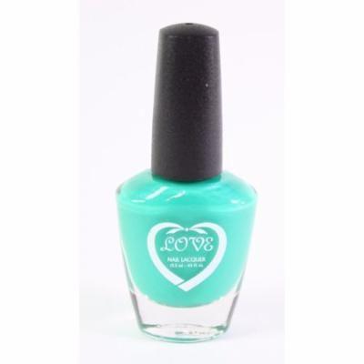 LOVE LLN06 Vivid Nail Polish Lacquer 13ml .45 Fl oz