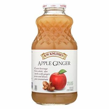 JUICE, APPLE GINGER , Pack of 12