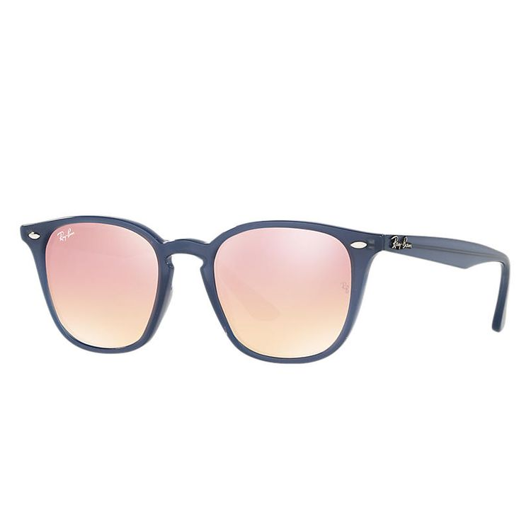 Ray-Ban Rb4258 Blue, Pink Lenses - RB4258